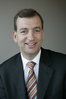 Bernhard Wolf, Head of Investor Relations der GfK SE